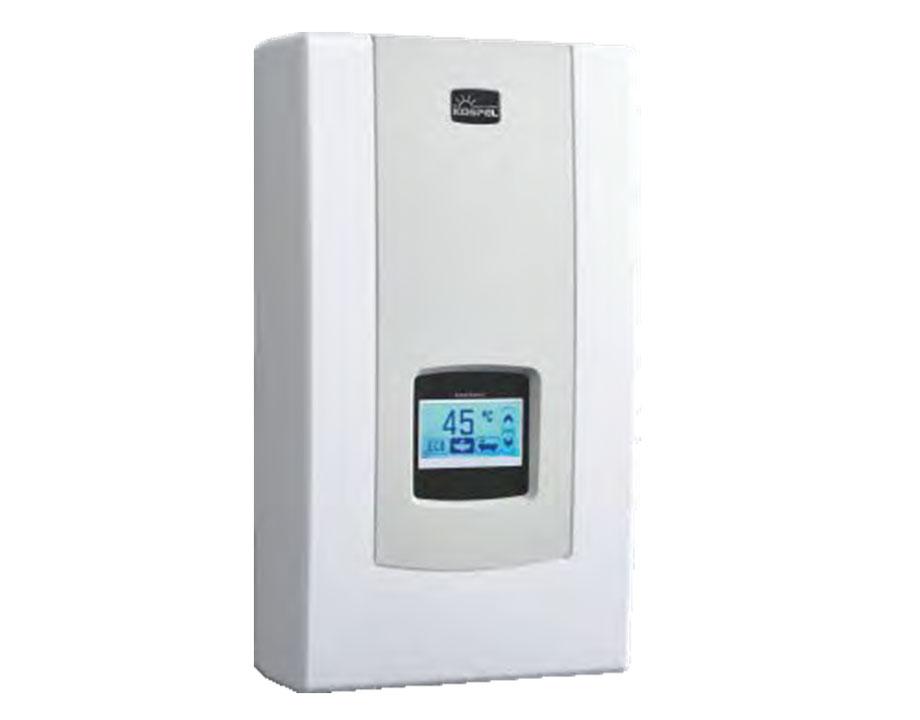PPVE Elektronik Dokunmatik LCD Trifaze
